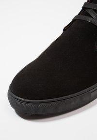 Hudson London - BANGOR - Casual lace-ups - black - 5
