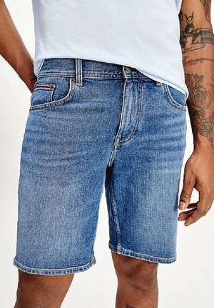 BOSTON IND - Short en jean - boston indigo