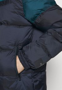 PS Paul Smith - HOODED JACKET - Übergangsjacke - dark blue - 4