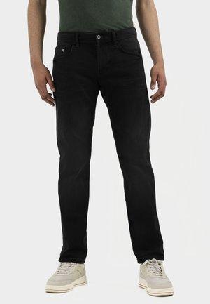 MADISON - Slim fit jeans - darkblue denim
