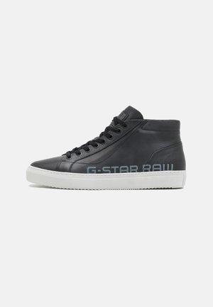 LOAM MID BSC M - Sneakers hoog - black