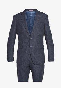 Tommy Hilfiger Tailored - BLEND  SLIM FIT SUIT - Suit - blue - 8