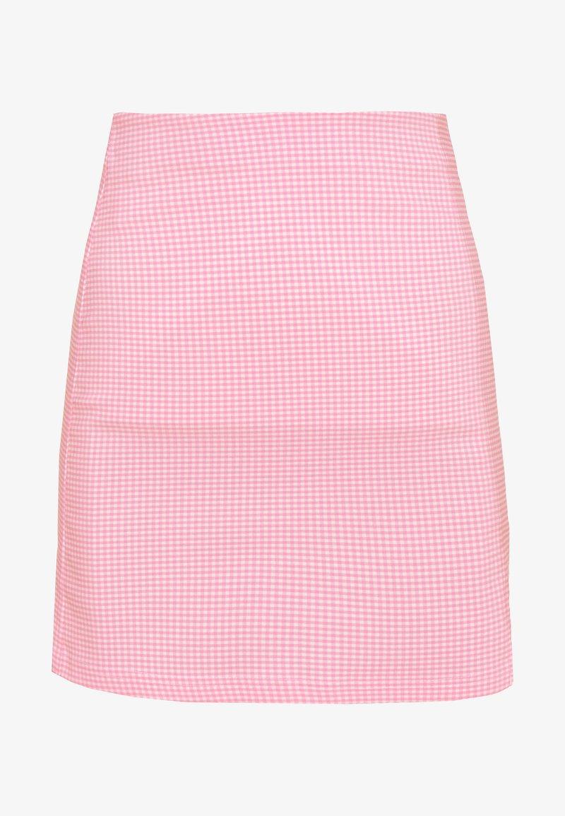 Topshop - BENG - Mini skirt - pink