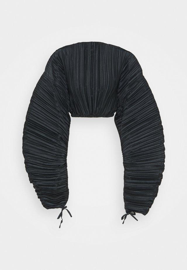 MALA  - Camicetta - black