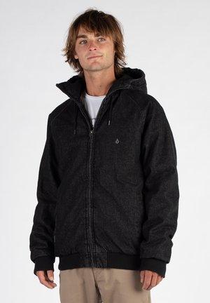 HERNAN COASTER - Winter jacket - black