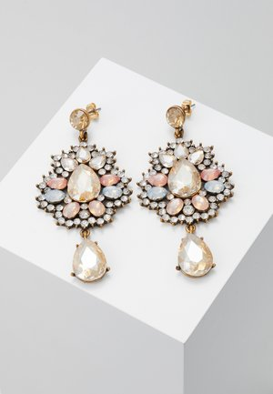 ONLBEATY EARRING - Náušnice - gold-coloured