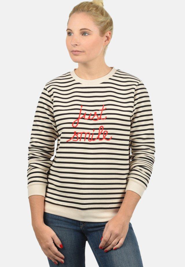 DARIA - Sweatshirt - snow white