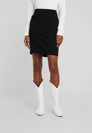 ILANO SKIRT - Pencil skirt - black