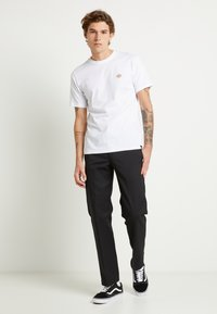 Dickies - STOCKDALE - T-shirt basic - white - 1