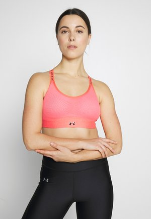 INFINITY BRA - Sports bra - beta light heather/beta/black