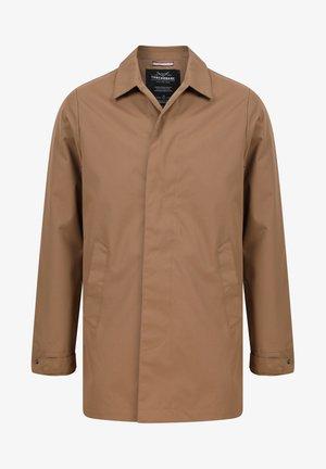 Short coat - tan