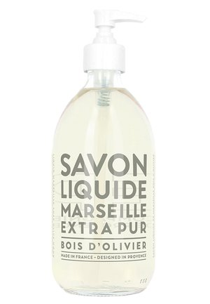 LIQUID MARSEILLE SOAP - Vloeibare zeep - olive wood