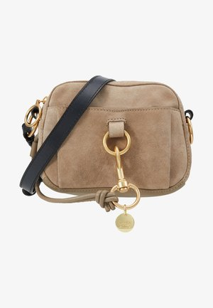 TONY CROSSBODY - Sac bandoulière - motty grey