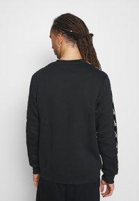 Reebok - TAPE CREW - Sweatshirt - black - 2