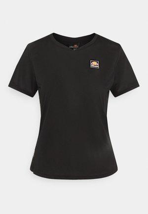 GORILO TEE - Basic T-shirt - black