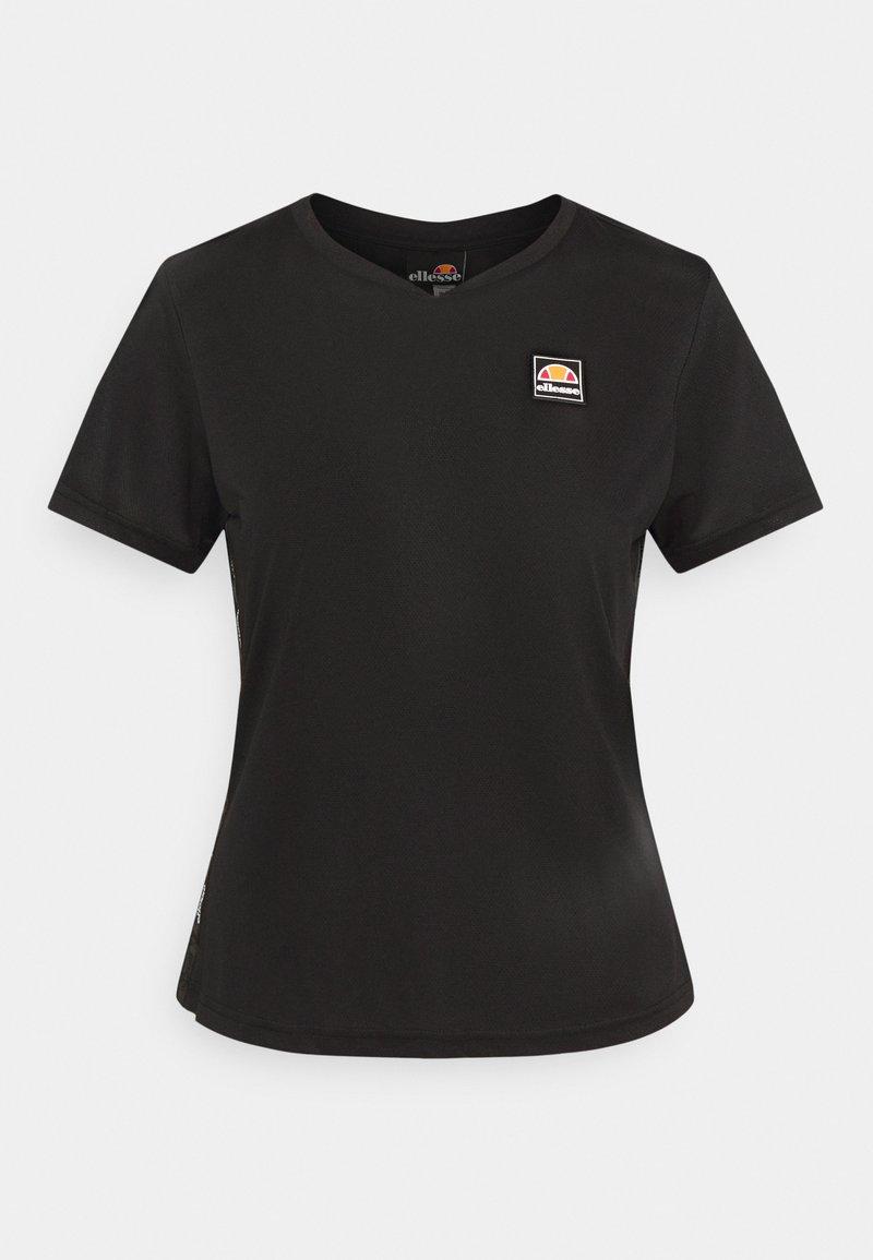 Ellesse - GORILO TEE - T-shirts basic - black