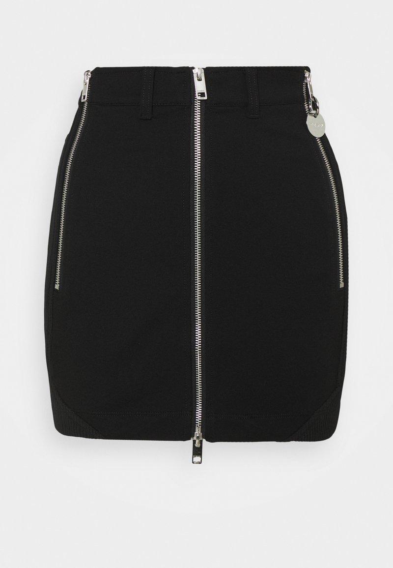 Diesel - O-BIK - Mini skirt - black
