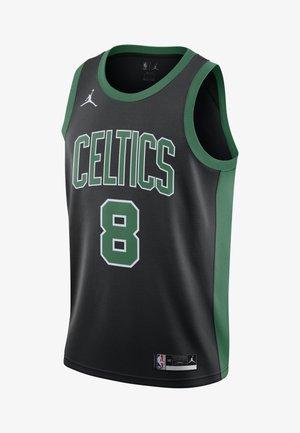 NBA BOSTON CELTICS KEMBA WALKER SWINGMAN - Klubbkläder - black/clover/(walker kemba)