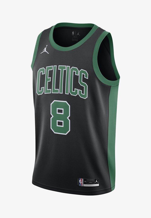 NBA BOSTON CELTICS KEMBA WALKER SWINGMAN - Club wear - black/clover/(walker kemba)