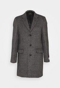 CLASSIC - Classic coat - black/white