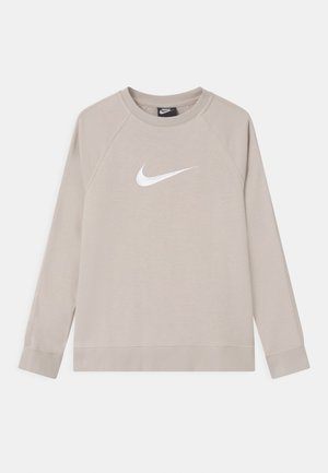CREW - Sweater - desert sand/white