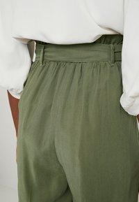 New Look Tall - PENNY UTILITY - Broek - dark khaki - 4