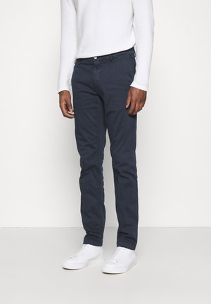 BENNI PANTS - Chinos - blue