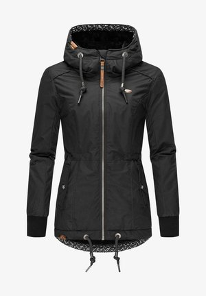 DANKA - Winter jacket - anthracite