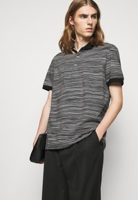 Missoni - SHORT SLEEVE - Polo - black - 3