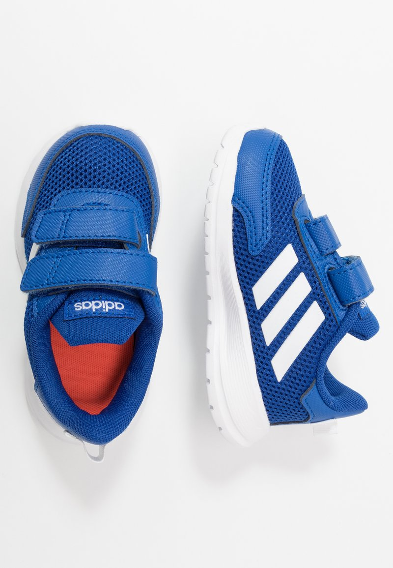 adidas Performance - TENSAUR RUN UNISEX - Hardloopschoenen neutraal - royal blue/footwear white/bright cyan