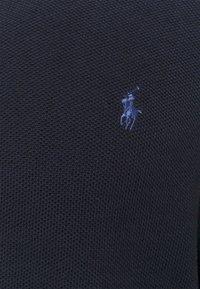Polo Ralph Lauren - LONG SLEEVE - Stickad tröja - navy heather - 5