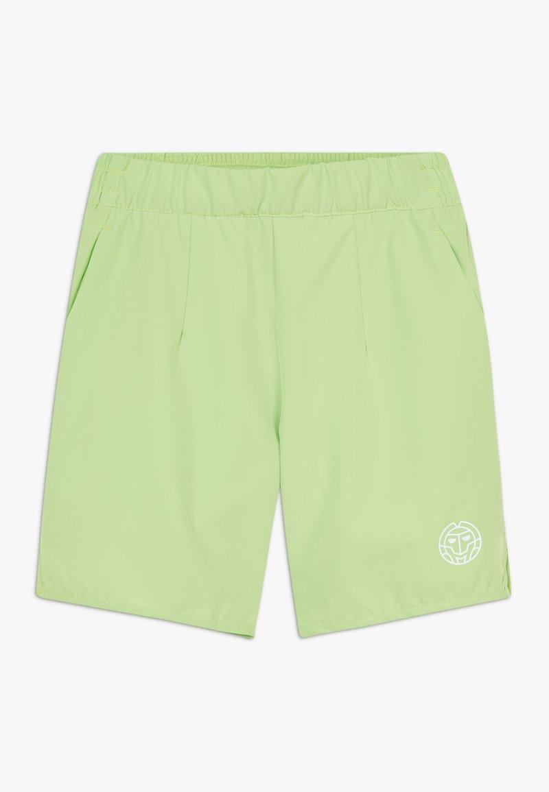 BIDI BADU - REECE 2.0 TECH SHORTS - Sportovní kraťasy - neon green