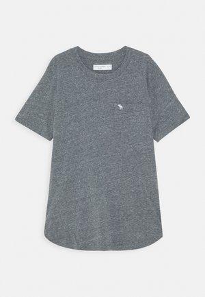 TEXTURE - T-shirts print - blue
