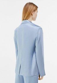 Bershka - Blazer - light blue - 2