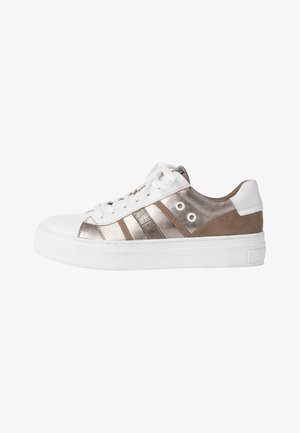 Sneakers basse - white/taupe c.