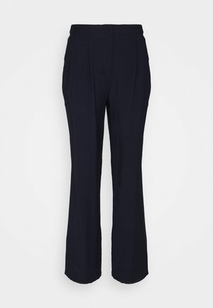 Business Pants - Kalhoty - dark blue