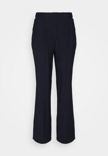 Business Pants - Trousers - dark blue