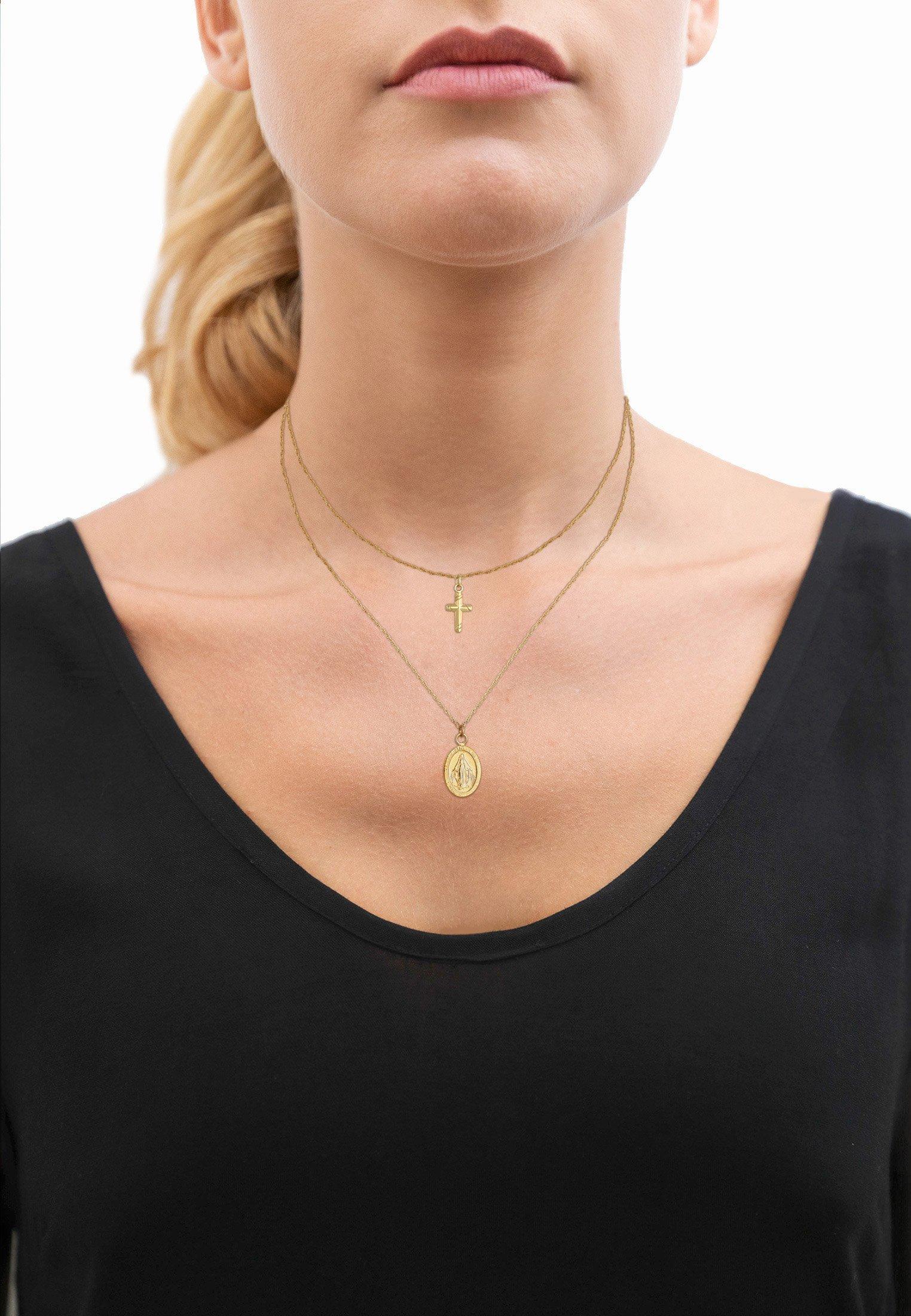 Elli Halskette - Gold-coloured/goldfarben