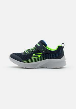 MICROSPEC - Trainers - navy/lime/blue