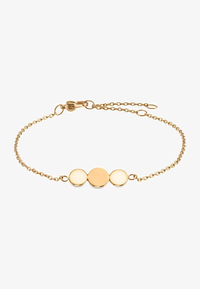 Bracelet - gelbgold