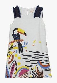 Catimini - DRESS - Žerzejové šaty - white - 0
