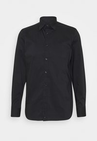 Benetton - BASIC - Formal shirt - black - 5