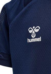 Hummel - Print T-shirt - marine - 3