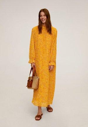 MOMOA-A - Maxi dress - curry