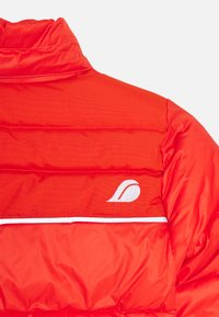 Didriksons - DIGORY KIDS - Winter jacket - poppy red - 5