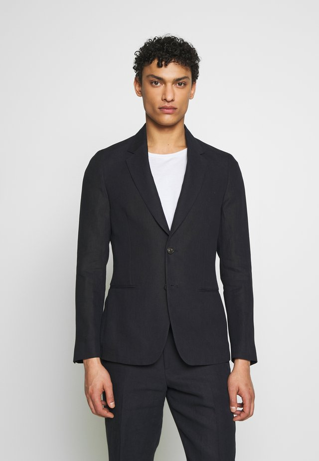 GENTS TAILORED FIT JACKET - Blazer - dark blue