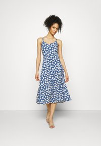 GAP - CAMI MIDI - Day dress - blue - 1