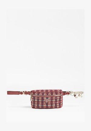 SAC CEINTURE CESSILY TWEED - Bum bag - grigio