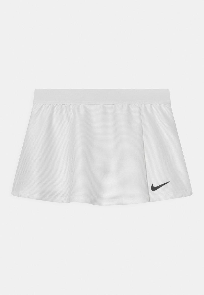 Nike Performance - FLOUNCY  - Sportovní sukně - white/black