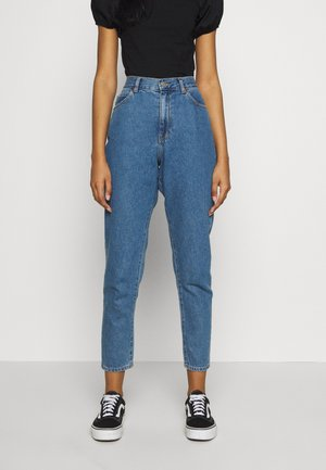 NORA MOM - Relaxed fit jeans - retro sky blue